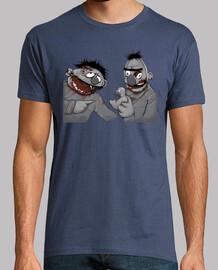 EPI BLAS Zombies Terror Horror Cine TV humor  Zombie camisetas friki