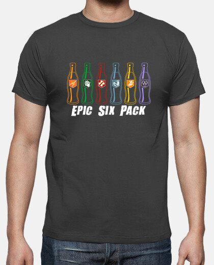 Epic 6 pack bebidas zombis PERKS - Call of duty black ops