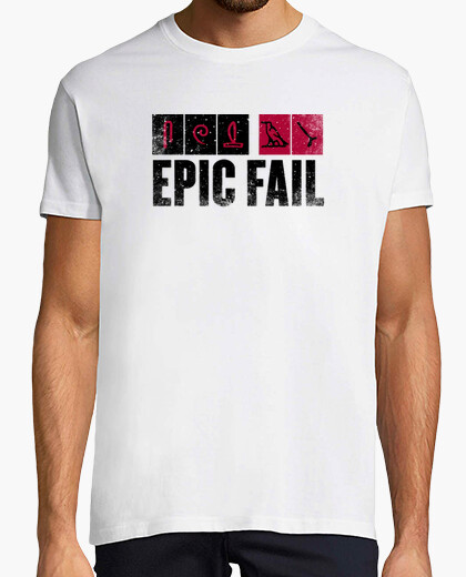 Camiseta Epic Fail
