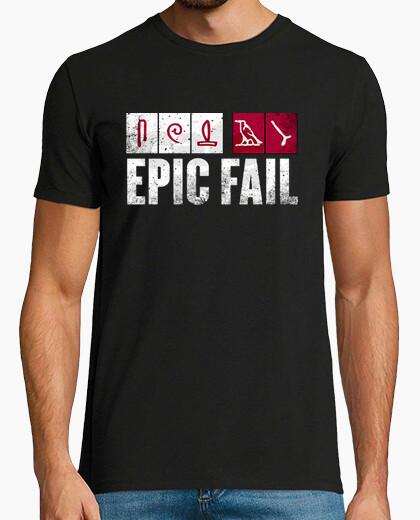 Camiseta Epic Fail | Numbers back