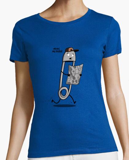 Tee-shirt épingle de sûreté