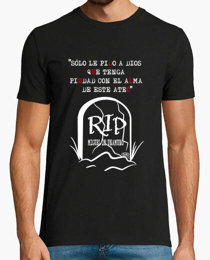 Camiseta Epitafio Unamuno