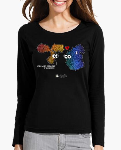Camiseta Epitope&Paratope (fondos oscuros)