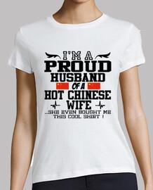 épouse fière chinois chaud mari