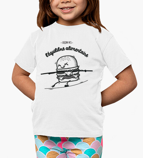 Ropa infantil Equilibre alimentaire
