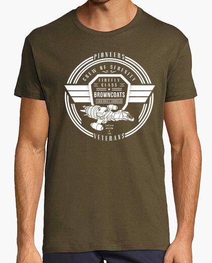 T-shirt equipaggio di serenità
