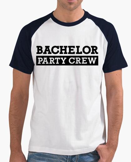 T-shirt equipaggio festa di laurea