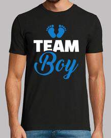 équipe bébé garçon