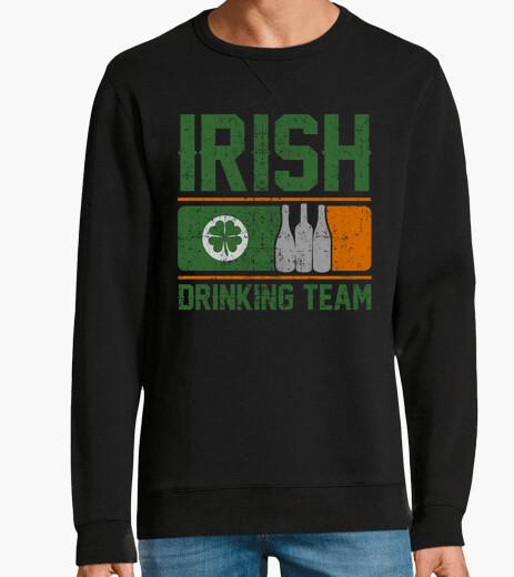 Sweat équipe buveuse irlandaise