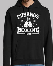 équipe de boxe cubanos