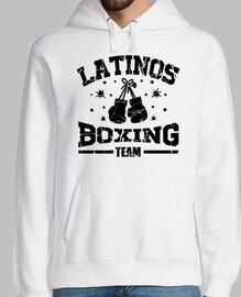 équipe de boxe latinos