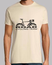 équipe de cyclisme sur route