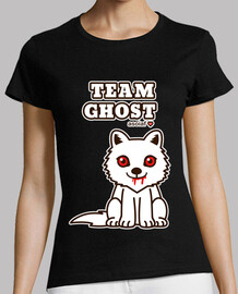 équipe de fantôme. shirt de  femme