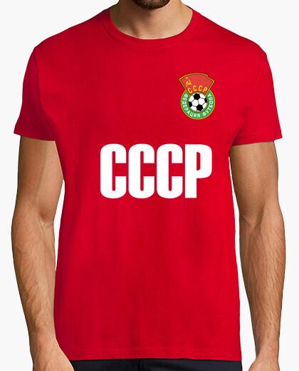 Tee-shirt équipe de football urss