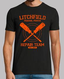 Equipe de réparation de Litchfield
