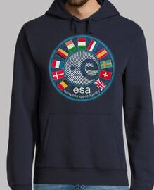 équipe spatiale internationale europe v