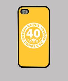 Equipo amarillo nivel 40