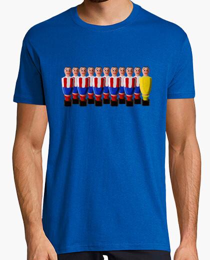 Camiseta EQUIPO ATLETICO
