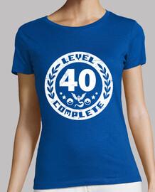Equipo azul nivel 40