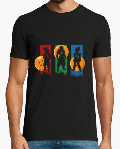 Camiseta equipo central