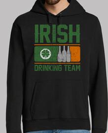 equipo de bebida irlandés