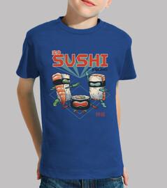 equipo de sushi