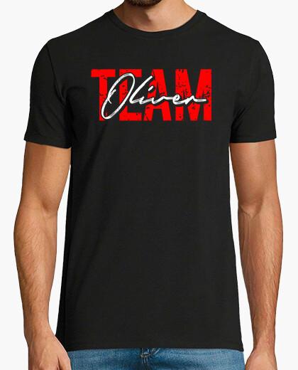 Camiseta equipo oliver