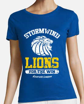 Equipo Stormwind Lions For the Win - Gamer Alia