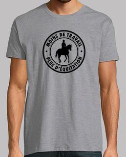 Équitation - noir