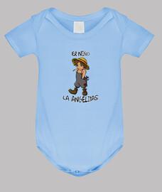 Er Niño la Angelitas - Body Bebé