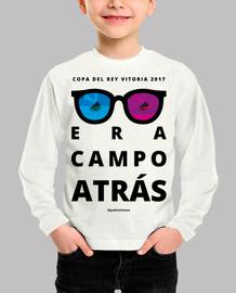 ERA CAMPO ATRAS BEBE