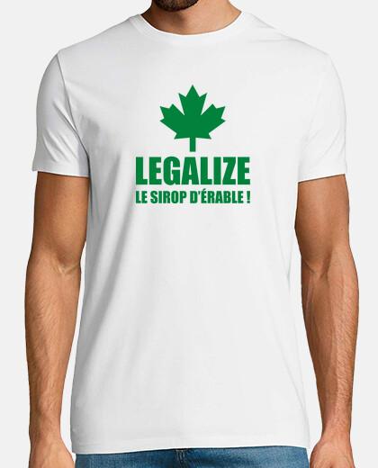 erable legalizzare lo sciroppo