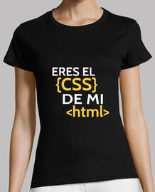 Eres el CSS de mi HTML