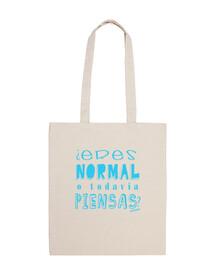 ¿Eres normal o todavía piensas? Malavir
