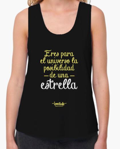 Camiseta Eres para el universo