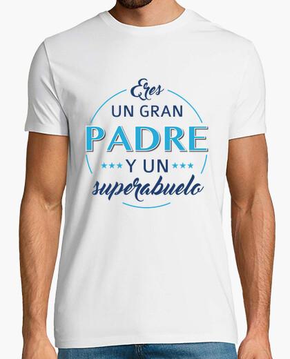 Camiseta Eres un gran padre