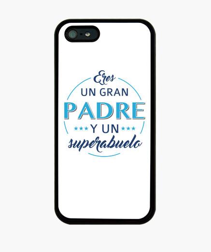 Funda iPhone Eres un gran padre