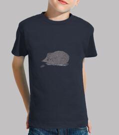 Erizo. Hedgehog