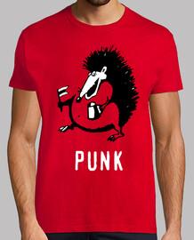 Erizo punk