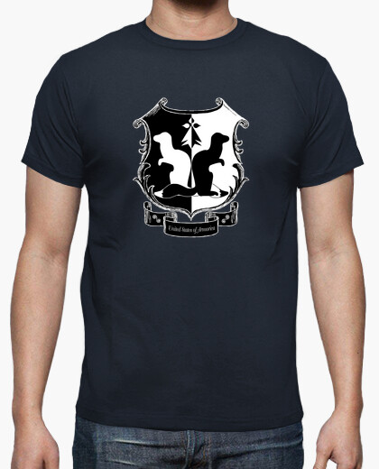 Ermine coat of arms - t-shirt