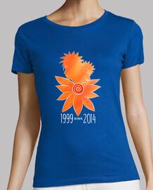 eroe a nove code - t-shirt donna