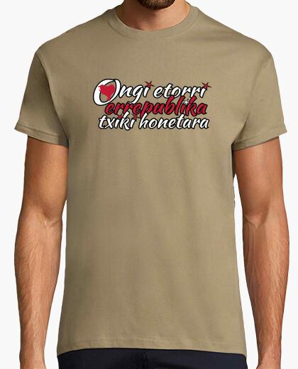 Camiseta errepublika