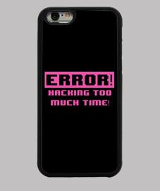 erreur de piratage