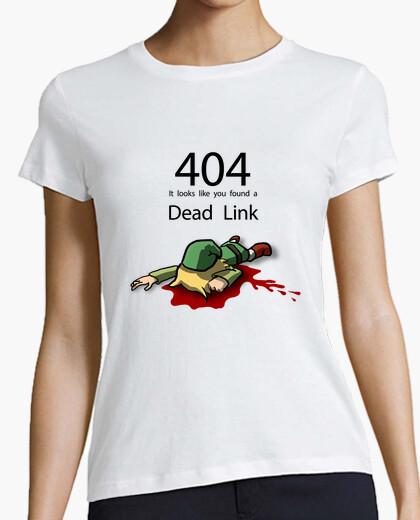 Camiseta Error 404