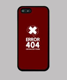 Error 404 - Coque iPhone