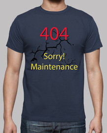 Error 404 Sorry! Maintenance