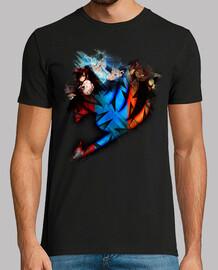 Erza, Gray y Natsu v1 Fairy Tail para hombre