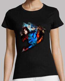 Erza, Gray y Natsu v1 Fairy Tail para mujer