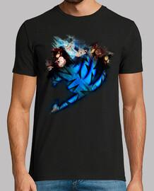 Erza, Gray y Natsu v2 Fairy Tail para hombre