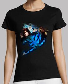 Erza, Gray y Natsu v2 Fairy Tail para mujer